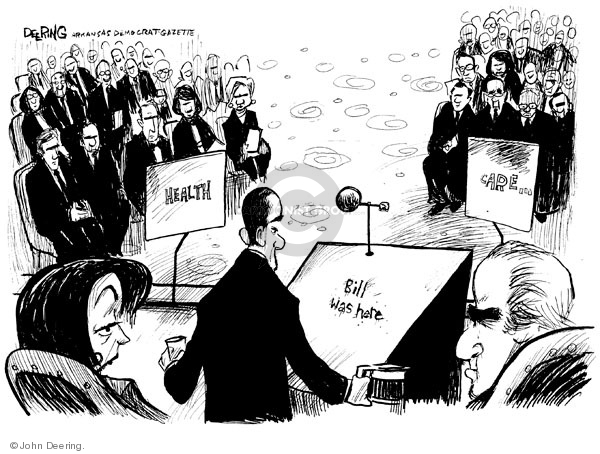 John Deering  John Deering's Editorial Cartoons 2009-09-10 Joe Biden