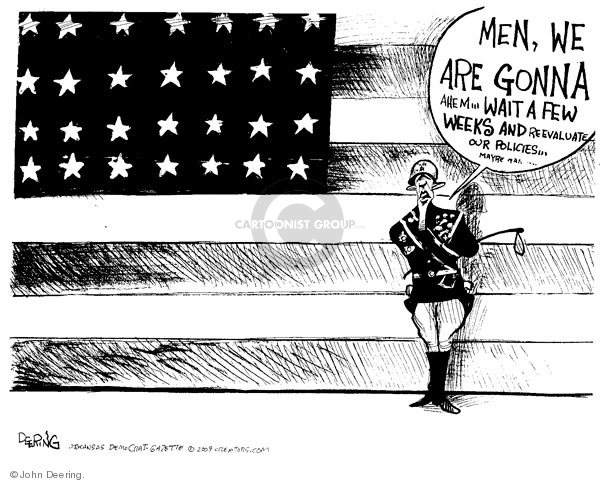 John Deering  John Deering's Editorial Cartoons 2009-10-22 policy