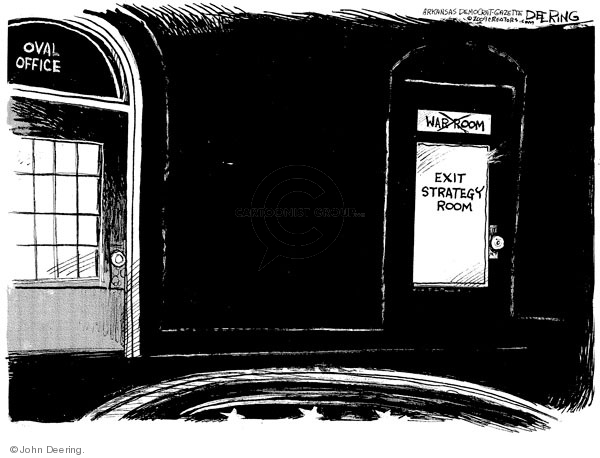 John Deering  John Deering's Editorial Cartoons 2009-12-03 White House