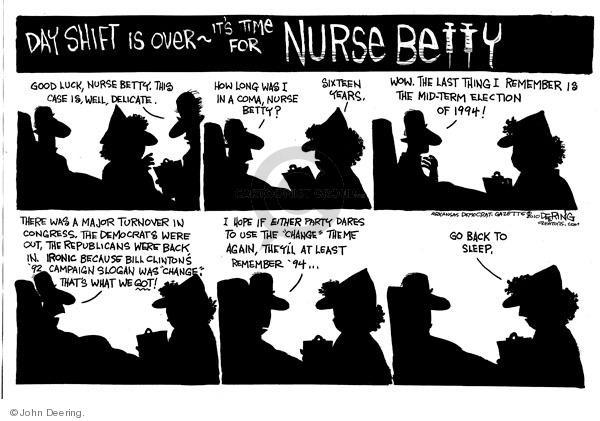 Cartoonist John Deering  John Deering's Editorial Cartoons 2010-02-11 majority