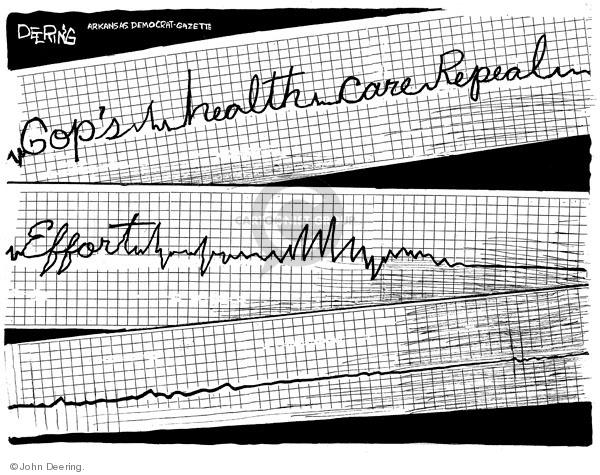 Cartoonist John Deering  John Deering's Editorial Cartoons 2010-04-04 health care legislation