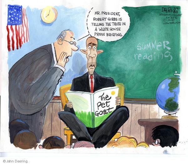 Cartoonist John Deering  John Deering's Editorial Cartoons 2010-07-15 majority