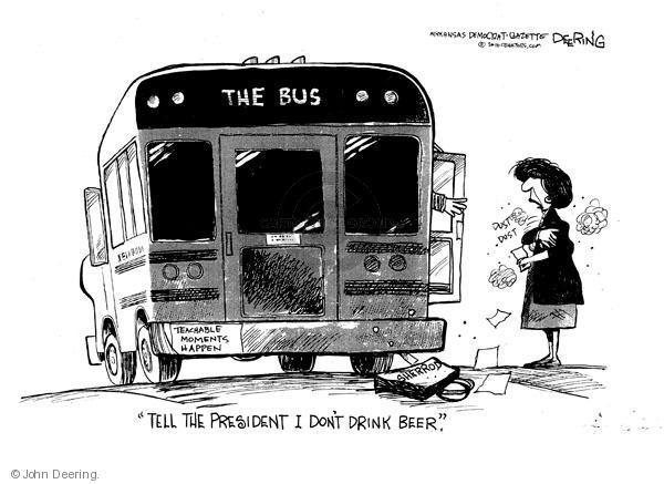 John Deering  John Deering's Editorial Cartoons 2010-07-21 racism