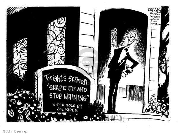 John Deering  John Deering's Editorial Cartoons 2010-09-30 Joe Biden
