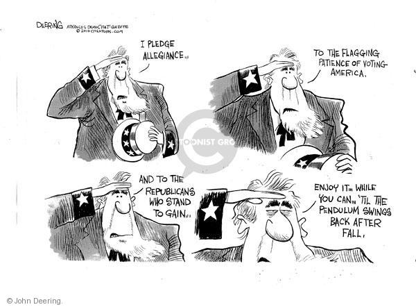 John Deering  John Deering's Editorial Cartoons 2010-11-01 'til