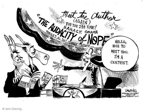 Cartoonist John Deering  John Deering's Editorial Cartoons 2010-12-08 change
