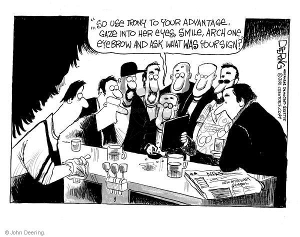 Cartoonist John Deering  John Deering's Editorial Cartoons 2011-01-17 change