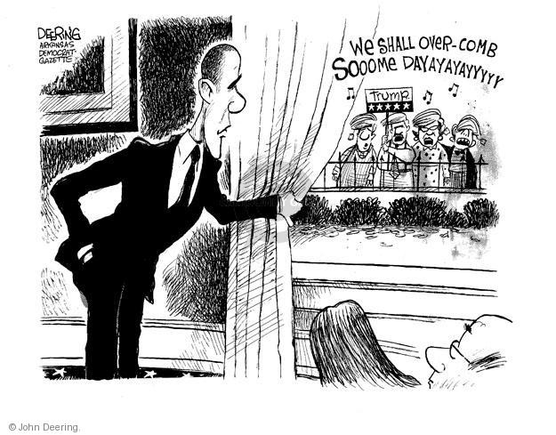 Cartoonist John Deering  John Deering's Editorial Cartoons 2011-04-23 change