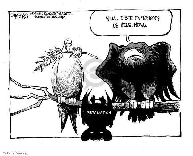 Cartoonist John Deering  John Deering's Editorial Cartoons 2011-05-15 John Branch