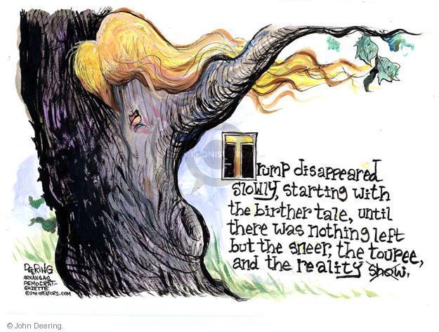 Cartoonist John Deering  John Deering's Editorial Cartoons 2011-05-17 television program