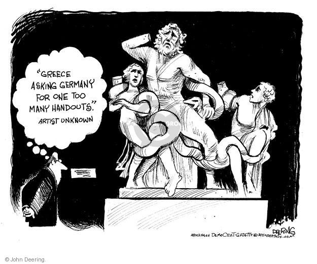 Cartoonist John Deering  John Deering's Editorial Cartoons 2011-06-21 museum