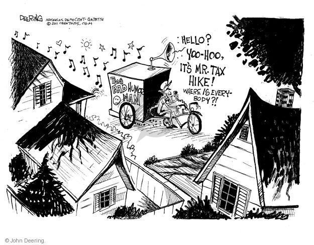 John Deering  John Deering's Editorial Cartoons 2011-07-04 bad