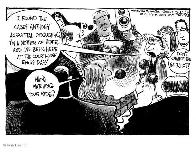 Cartoonist John Deering  John Deering's Editorial Cartoons 2011-07-08 coverage