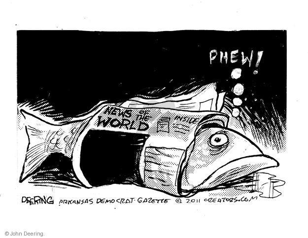 Cartoonist John Deering  John Deering's Editorial Cartoons 2011-07-20 telephone