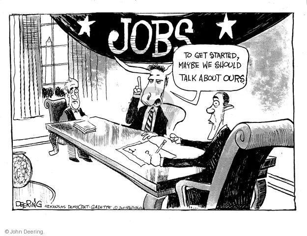 John Deering  John Deering's Editorial Cartoons 2011-08-18 Joe Biden