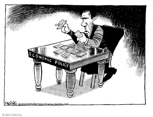 John Deering  John Deering's Editorial Cartoons 2011-08-26 policy