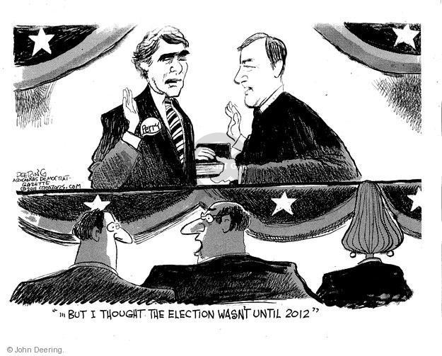 John Deering  John Deering's Editorial Cartoons 2011-09-02 supreme court justice