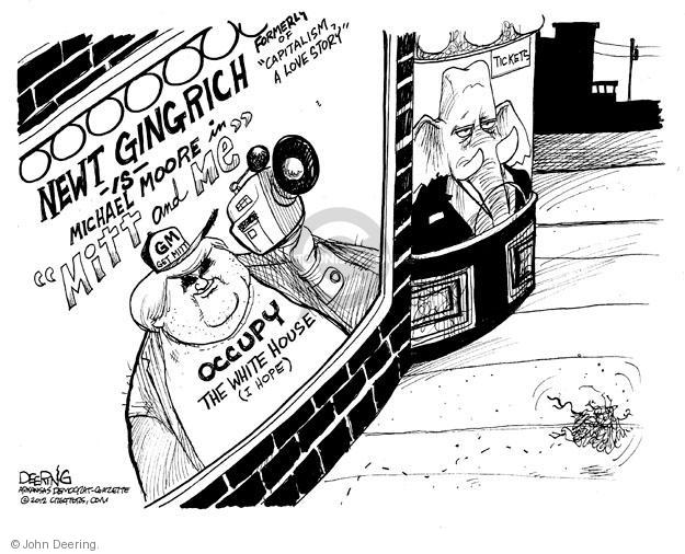 Cartoonist John Deering  John Deering's Editorial Cartoons 2012-01-12 Michael
