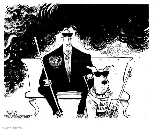 John Deering  John Deering's Editorial Cartoons 2012-02-16 diplomatic