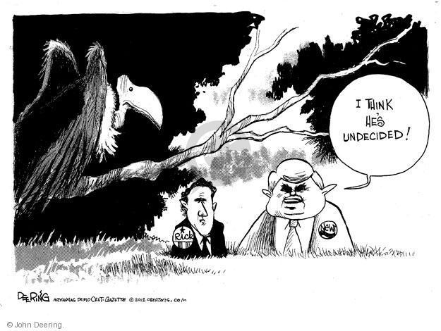 John Deering  John Deering's Editorial Cartoons 2012-03-05 decision
