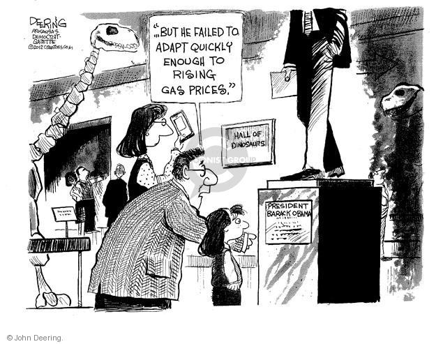 Cartoonist John Deering  John Deering's Editorial Cartoons 2012-03-22 museum