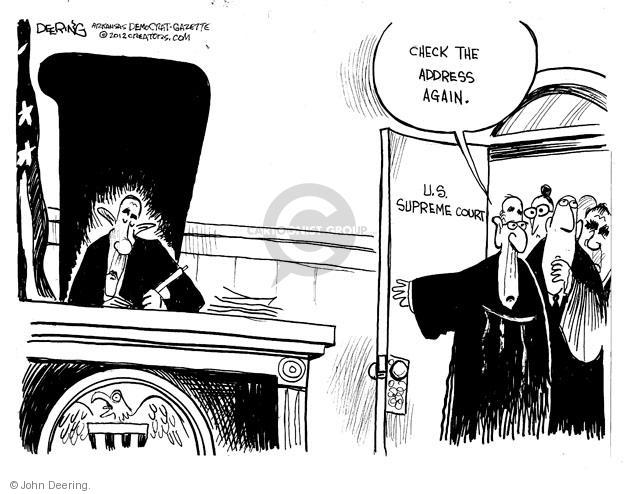 Cartoonist John Deering  John Deering's Editorial Cartoons 2012-04-04 John Branch