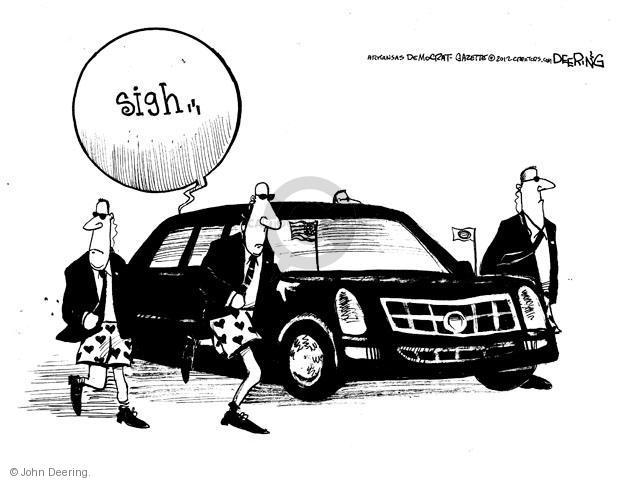 Cartoonist John Deering  John Deering's Editorial Cartoons 2012-04-16 secret