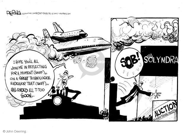 John Deering  John Deering's Editorial Cartoons 2012-04-18 president
