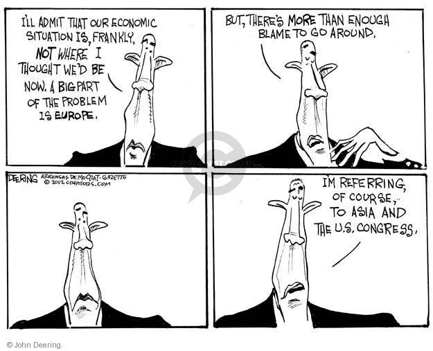 John Deering  John Deering's Editorial Cartoons 2012-06-11 Congress
