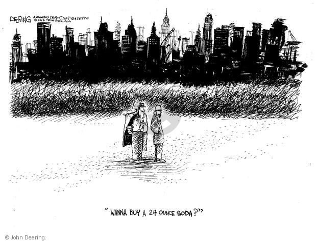 John Deering  John Deering's Editorial Cartoons 2012-06-14 New York