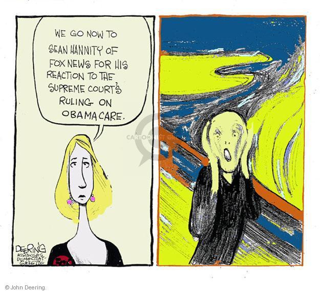 Cartoonist John Deering  John Deering's Editorial Cartoons 2012-06-28 coverage