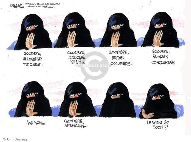 John Deering  John Deering's Editorial Cartoons 2012-07-09 Middle East