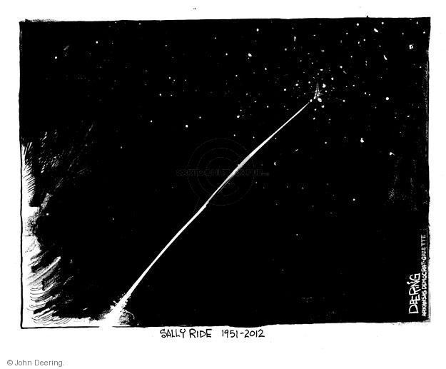 John Deering  John Deering's Editorial Cartoons 2012-07-24 1950s