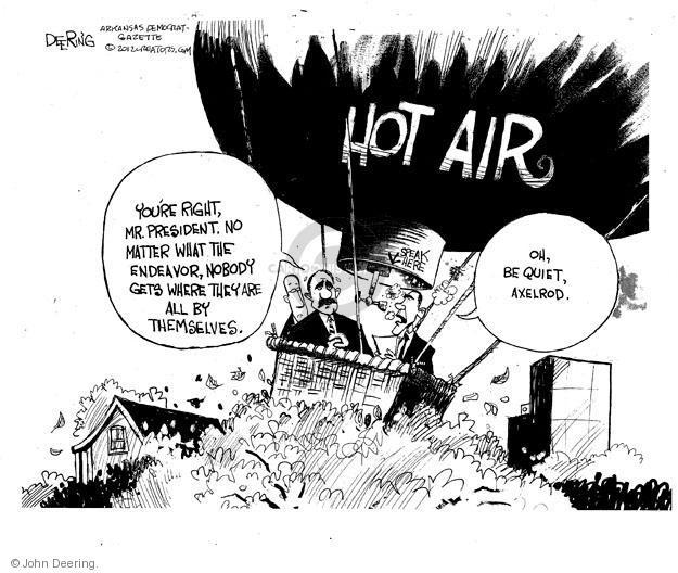 John Deering  John Deering's Editorial Cartoons 2012-07-25 president