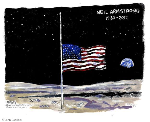 Neil Armstrong 1930-2012.
