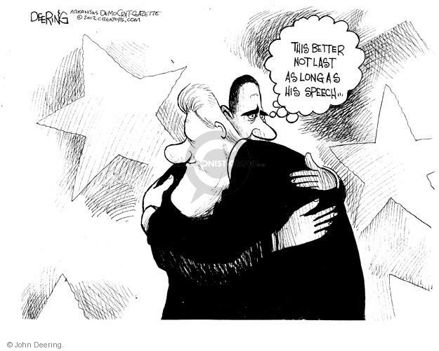 John Deering  John Deering's Editorial Cartoons 2012-09-07 2012 political convention