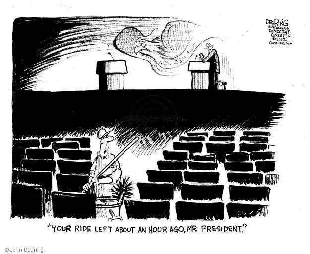 John Deering  John Deering's Editorial Cartoons 2012-10-05 2012 election
