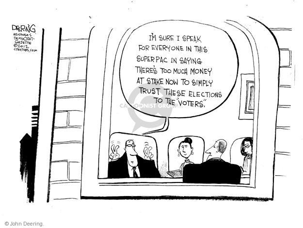 John Deering  John Deering's Editorial Cartoons 2012-11-05 2012 election