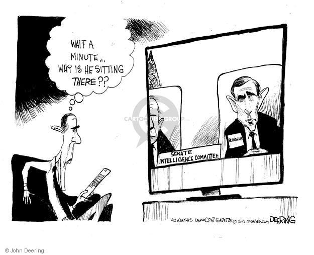 Cartoonist John Deering  John Deering's Editorial Cartoons 2012-11-17 CIA