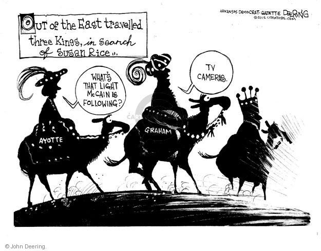 John Deering  John Deering's Editorial Cartoons 2012-11-27 east