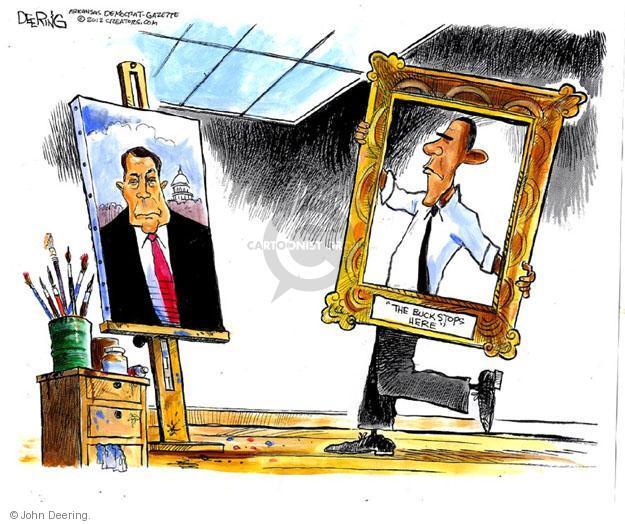 John Deering  John Deering's Editorial Cartoons 2012-12-09 decision