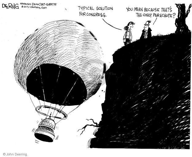 John Deering  John Deering's Editorial Cartoons 2013-01-03 Congress