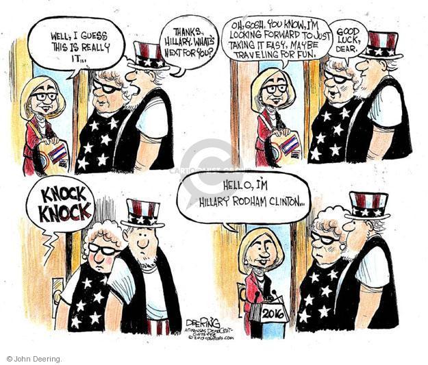 John Deering  John Deering's Editorial Cartoons 2013-02-03 state politician