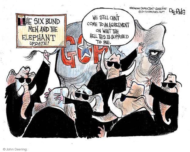 Cartoonist John Deering  John Deering's Editorial Cartoons 2013-02-05 identity politics