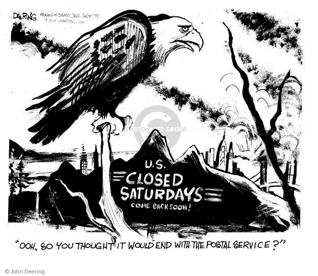 John Deering  John Deering's Editorial Cartoons 2013-03-05 federal debt