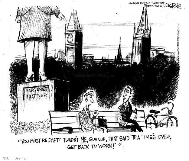 Cartoonist John Deering  John Deering's Editorial Cartoons 2013-04-11 worker