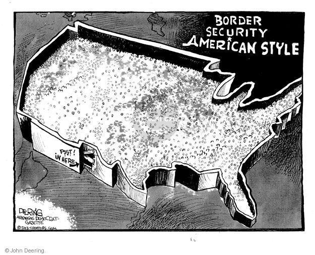 John Deering  John Deering's Editorial Cartoons 2013-04-24 reform