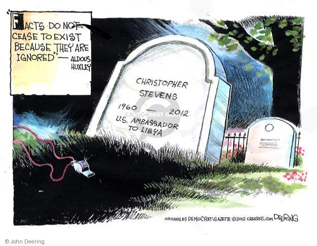 John Deering  John Deering's Editorial Cartoons 2013-05-10 cemetery
