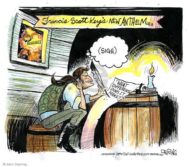 John Deering  John Deering's Editorial Cartoons 2013-05-13 congressional hearing