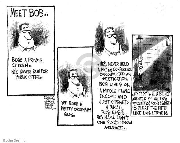 John Deering  John Deering's Editorial Cartoons 2013-06-03 small business tax